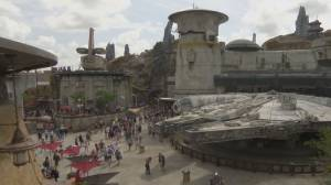 The immersive artifacts at Star Wars: Galaxy's Edge