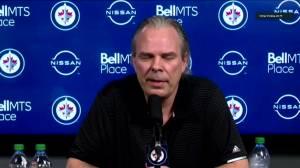 RAW: Winnipeg Jets Kevin Cheveldayoff Interview – June 11 (37:54)