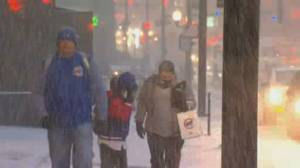 Powerful storm to bring heavy snow and ice to U.S.