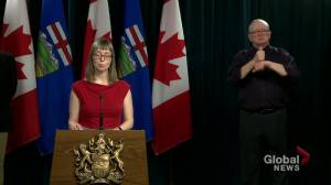 Coronavirus outbreak: Alberta launches text-based program to provide hope amid COVID-19 pandemic