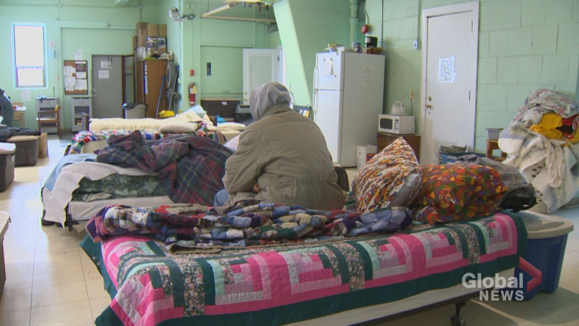 Shelter staff concerned about homelessness in Fredericton