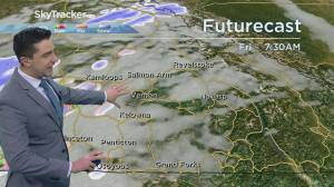 Kelowna Weather Forecast: March 4 (03:25)