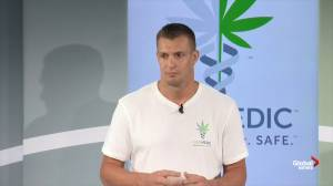 Former NFL star Rob Gronkowski getting into the CBD business