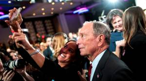 Bloomberg unveils climate plan for cleaner cars