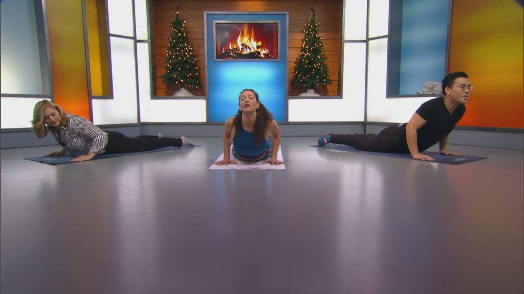 These People Of Colour Didn T Feel Welcomed In Yoga Studios So They Started Their Own National Globalnews Ca