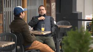 Kingston restaurants prepare for winter patio season (01:54)