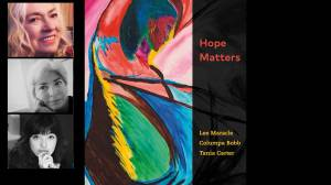 Indigenous author and teacher Lee Maracle talks about her new book 'Hope Matters'