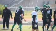 Play video: Saskatchewan football gets the green light to return — just in the nick of time