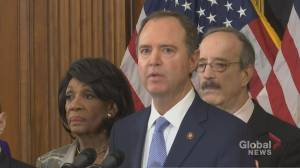 Schiff says evidence of Trump's misconduct is 'overwhelming and uncontested'