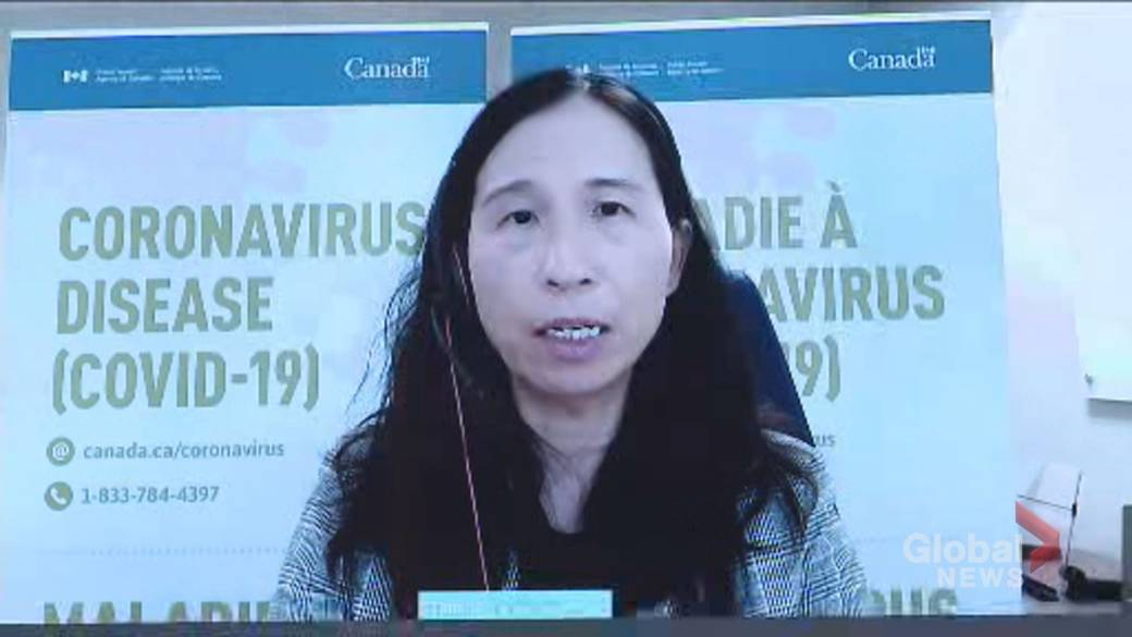 Click to play video: 'Canada's top doctor says country is moving past 'crisis phase' in COVID-19 pandemic'