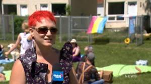 2021 Queen City Pride festival gets underway in Regina (01:40)