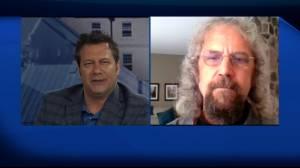 Global News Morning chats with Watkins Harp's Rob Watkins (07:11)