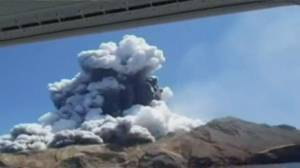 New Zealand volcano erupts, killing 5 people