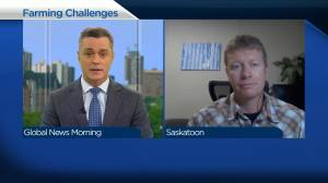 Saskatoon-area farmer on challenges now and in the future (04:31)