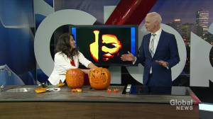 Daintre Christensen shares her secrets to carving the perfect pumpkin (07:48)