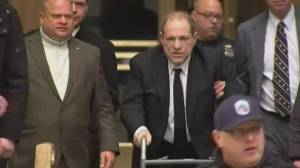 Weinstein appears in court, faces new charges