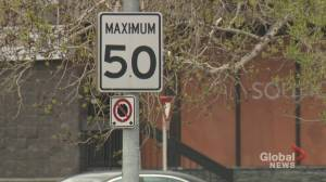Calgary city council looking for public opinion on residential speed limits