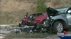 Life saving crash witnesses