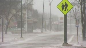 Colorado low prompts blizzard warnings