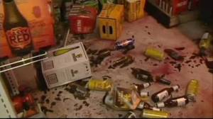 Raw video: Aftermath of New Zealand earthquake