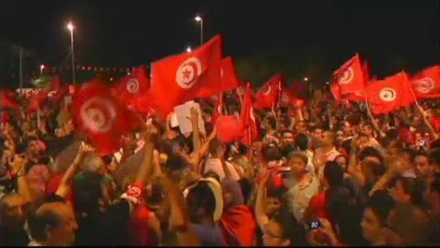 Over 300 Arrested in Tunisia as Protests Expand