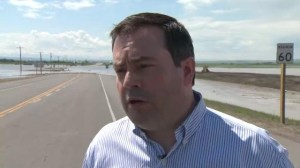 Kenney on Alberta flooding
