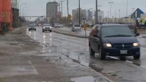CAA reveals worst road in Manitoba