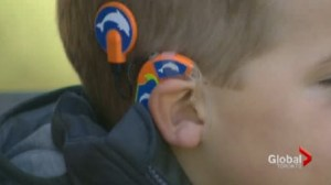 Hearing impairment is on the rise: Interactive program aims to teach kids how to save their ears.