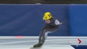 2014 Alberta Winter Games: Day 1