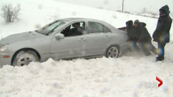 Winter Storm Southern Ontario: Winter Storm Watch Issued For Parts Of Southern Ontario