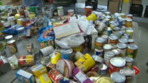 Daily Bread Food Bank Struggles As We Head into the Holiday Season