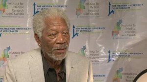 Extended Interview: Morgan Freeman