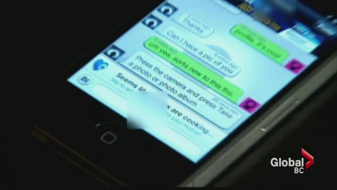 Bc Teen Gets Conditional Discharge In Child Porn Sexting Case - Bc  Globalnewsca-6263