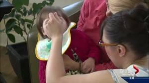 Summerland toddler using medical marijuana