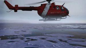 Coast guard crash