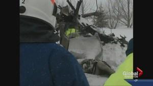 Lloydminster plane crash