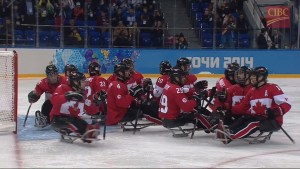 Canada's sledge hockey team opens with impressive win in Sochi