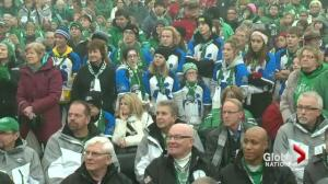 Rider Nation sweeps Grey Cup 2013