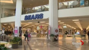 Sears to close flagship Eaton Centre store