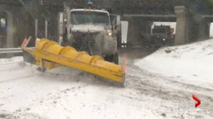 Road maintenance companies warn of fewer plows and less salt because of shrinking budgets