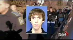 Sandy Hook school shooting report