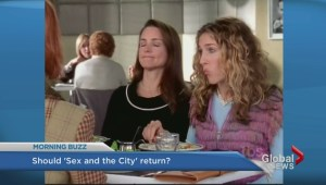 Is 'Sex and the City' making a return?