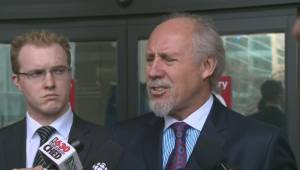 Raw video: Travis Vader's Lawyer