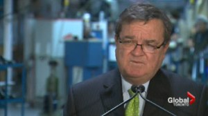 Former finance minister Jim Flaherty dies in Ottawa at the age of 64