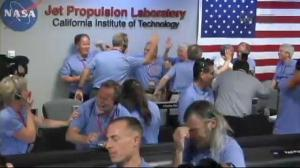 Anniversary of the Curiosity landing