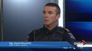 Pedestrian Safety concerns in Halifax