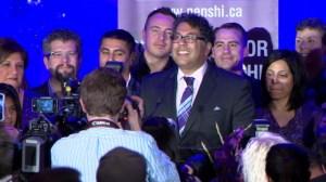 Decision Calgary: Mayor Naheed Nenshi victory speech