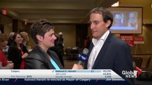 Decision Calgary: New High River mayor