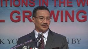 Malaysia defence minister says underwater vehicle has found no evidence of missing flight
