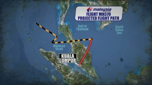 Flight MH370 feared to be hijacked